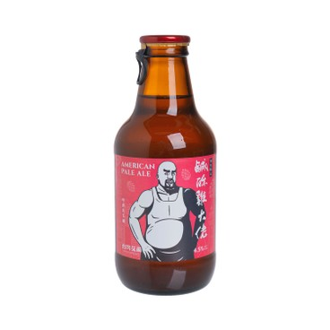 TAIWAN ALE BREWER - American Pale Ale - 330ML