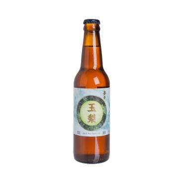 麥子啤酒 - 玉梨啤酒 (期間限定) - 330ML