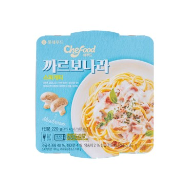 LOTTE - Bowl Noodle Carbonara - 220G