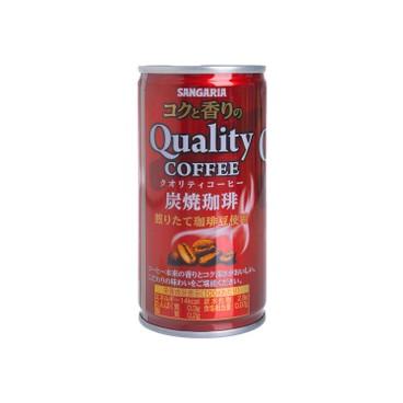 SANGARIA - Quality Quality Coffee roasted - 185ML