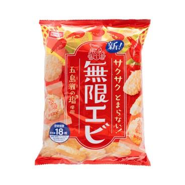 KAMEDA - Crisps And Peanuts Mixed Flavor - 83G