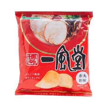 YAMAYOSHI - Potato Chips ippudo Aka - 48G