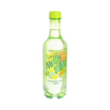 WATSONS - Soda Water hokkaido Melon Flavoured - 420ML