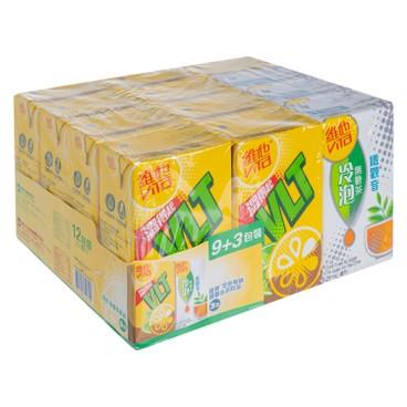 VITA 維他 - 混合裝(檸檬茶+無糖茶鐵觀音) - 250MLX12