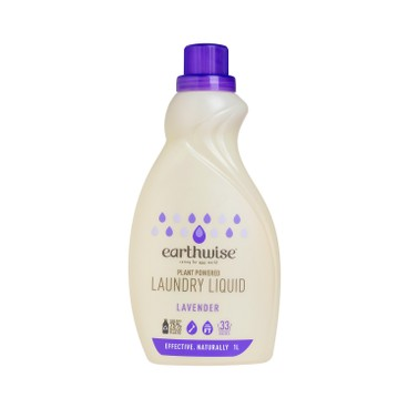 EARTHWISE - Laundry Liquid Lavender - 1L