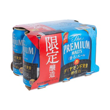 SUNTORY - First Brewing Diamant Ale Can Pack - 350MLX6