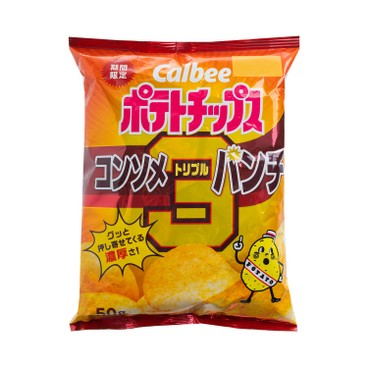 CALBEE - Chips soup Flavour - 50G