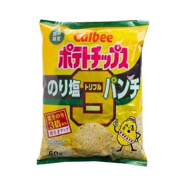 CALBEE - Chips seaweed - 50G