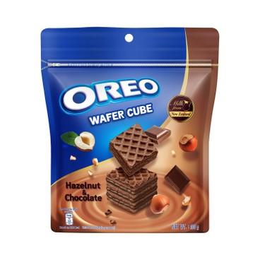 OREO - Wafer Cube Hazelnut - 100G