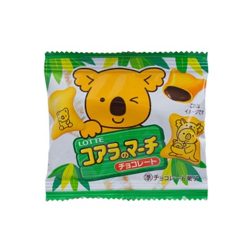 LOTTE - Lotte Koalas March Chocolate Biscuits Mini Pack - 12G