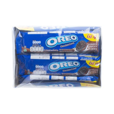 OREO(PARALLEL IMPORT) - Chocolate Sandwich Cookies - 456G