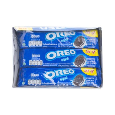 OREO(PARALLEL IMPORT) - Vanilla Sandwich Cookies - 456G