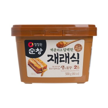 CHUNG JUNG ONE - Soybean Paste Stew - 500G
