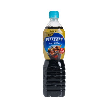 NESCAFE 雀巢(平行進口) - EXCELLA 樽裝低糖珈琲 - 900ML