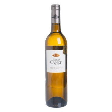 CHATEAU CANET - White Wine Minervois Blanc - 750ML