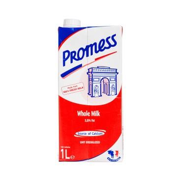 PROMESS - France Full Cream Milk - 1L