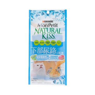 MON PETIT - Natural Kiss Urinary Tract Friendly - 40G