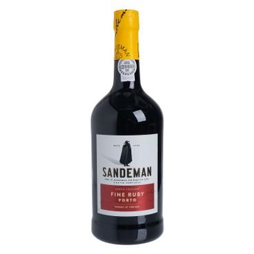 SANDEMAN - RUBY PORTO - 750ML