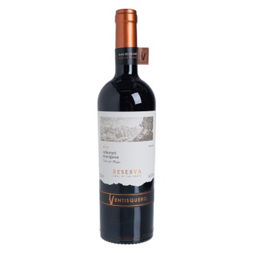 VENTISQUERO - Red Wine Cabernet Sauvignon Reserva - 750ML