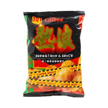 卡樂B - 超熱浪薯片 (期間限定) - 68G