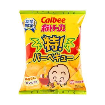 卡樂B - 超燒烤味薯片 (期間限定) - 68G