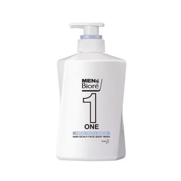 BIORE - MEN'S ONE BODY WASH-SOAP - 480ML