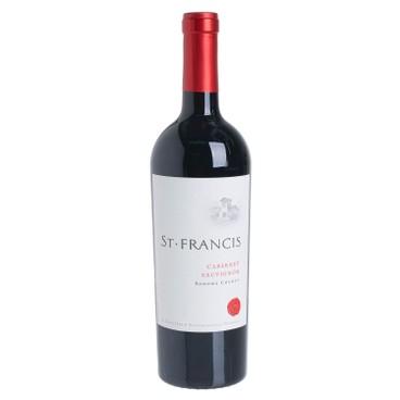 ST. FRANCIS - Red Wine Sonoma Cabernet Sauvignon - 750ML