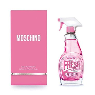 MOSCHINO - Pink Fresh Women Edp - 100ML