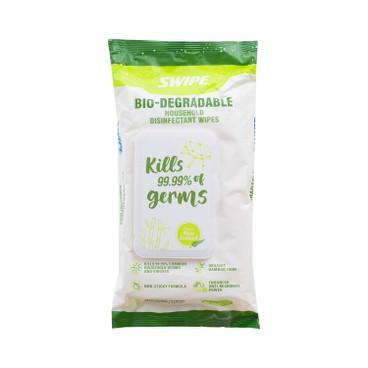 威寶 - 環保消毒濕巾 - 40'S
