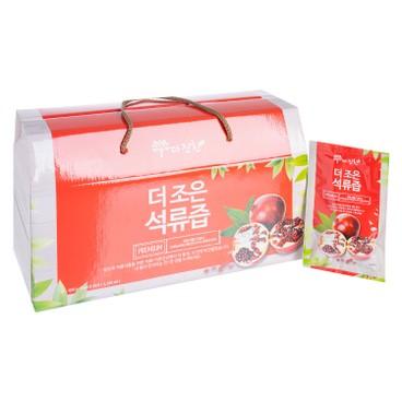 THEZOEN - Pomegranate Juice - 70MLX30