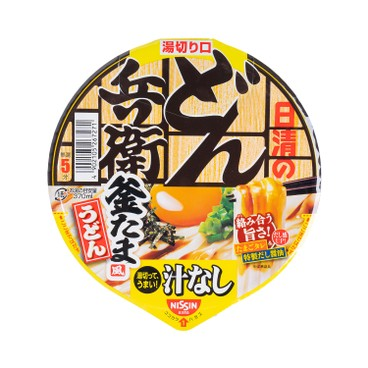 NISSIN - Mayonnaise Soy Sauce Udon - PC