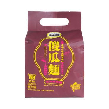 SHIN HORNG - DRY NOODLE- SCALLION OIL WITH VINEGAR - 440G