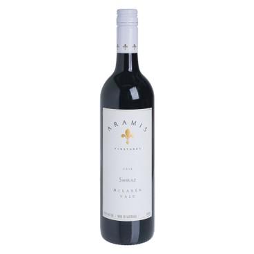澳瑪仕酒莊 - 紅酒 - 切粒子白牌 2016 - 750ML