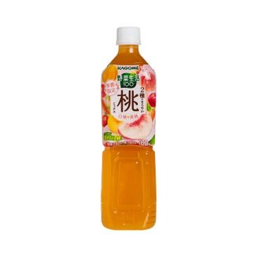 KAGOME - Peach Juice - 720ML