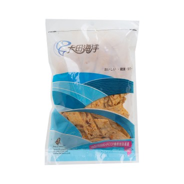 DAH TIEN - Fish Snack Spicy - 100G