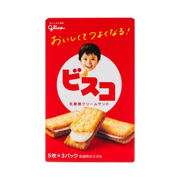 GLICO - Bisco Biscuit - 63G