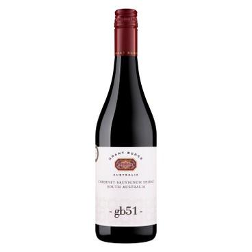 GRANT BURGE - 紅酒-gb51赤霞珠切粒子 - 750ML