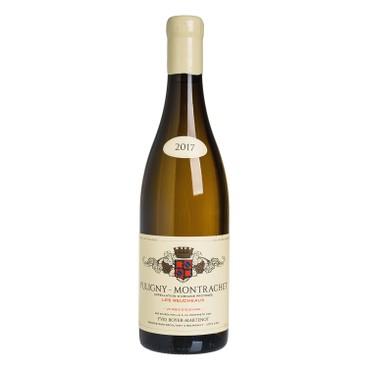 DOMAINE YVES BOYER MARTENOT - White Wine Puligny Montrachet Les Reuchaux 2017 - 750ML