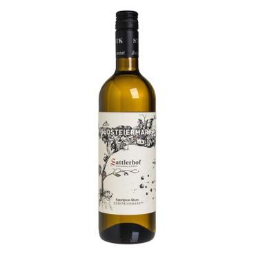 SATTLERHOF - White Wine Sudsteiermark Sauvignon Blanc - 750ML