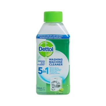 滴露 - 消毒殺菌洗衣機清潔劑 - 原味 - 250ML