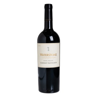 WATERSTONE - Red Wine Napa Valley Cabernet Sauvignon 2015 - 750ML