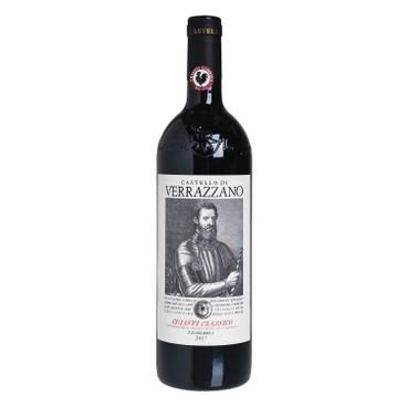 VERRAZZANO - Red Wine Vendemmia Chianti Classico Docg - 750ML