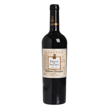 TORREON DE PARADES - Red Wine Reserve Cabernet Sauvignon - 750ML