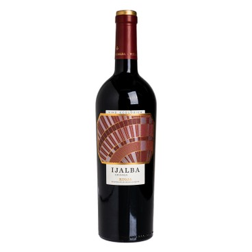 VINA LJALBA - Organic Red Wine Riojia Crianza - 750ML