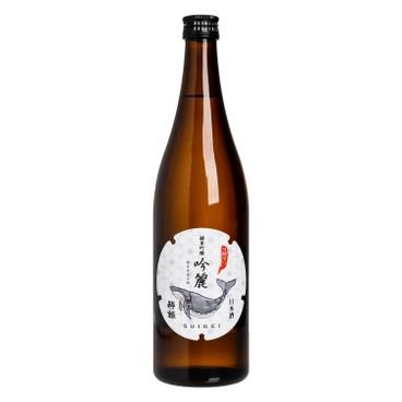 SUIGEI - JUNMAI GINJO GINREL - 720ML