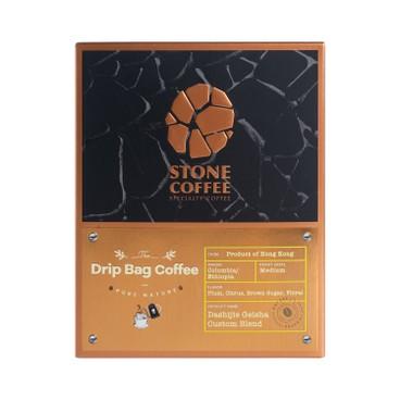 STONE COFFEE - 大師姐專屬調配藝伎風味咖啡掛耳包 - 10GX4