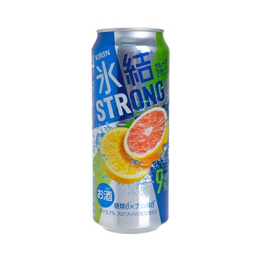 KIRIN - Grapefruit Juice Alcohol Drink - 500ML
