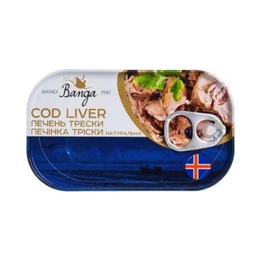 BANGA - 鱈魚肝 - 115G