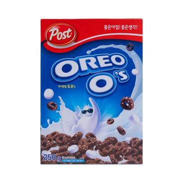 POST(PARALLEL IMPORT) - Korean Oreo Marshmallow Cereal - 250G