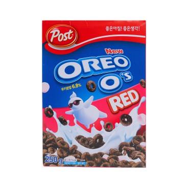 POST(PARALLEL IMPORT) - Korean Oreo Strawberry Marshmallow Cereal - 250G